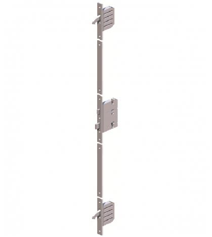 hookLock M 3-fach-Verriegelung mit Schwenkriegel
